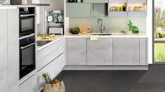 am nager petite cuisine astuces pour gagner de la place. Black Bedroom Furniture Sets. Home Design Ideas