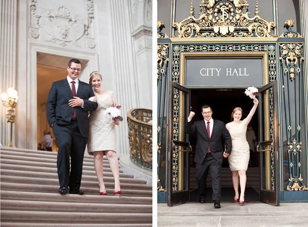 7 Tips For Planning A Small Courthouse Wedding: Pinterest