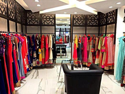 Punch Panache Store Design Interior Showroom Interior Design