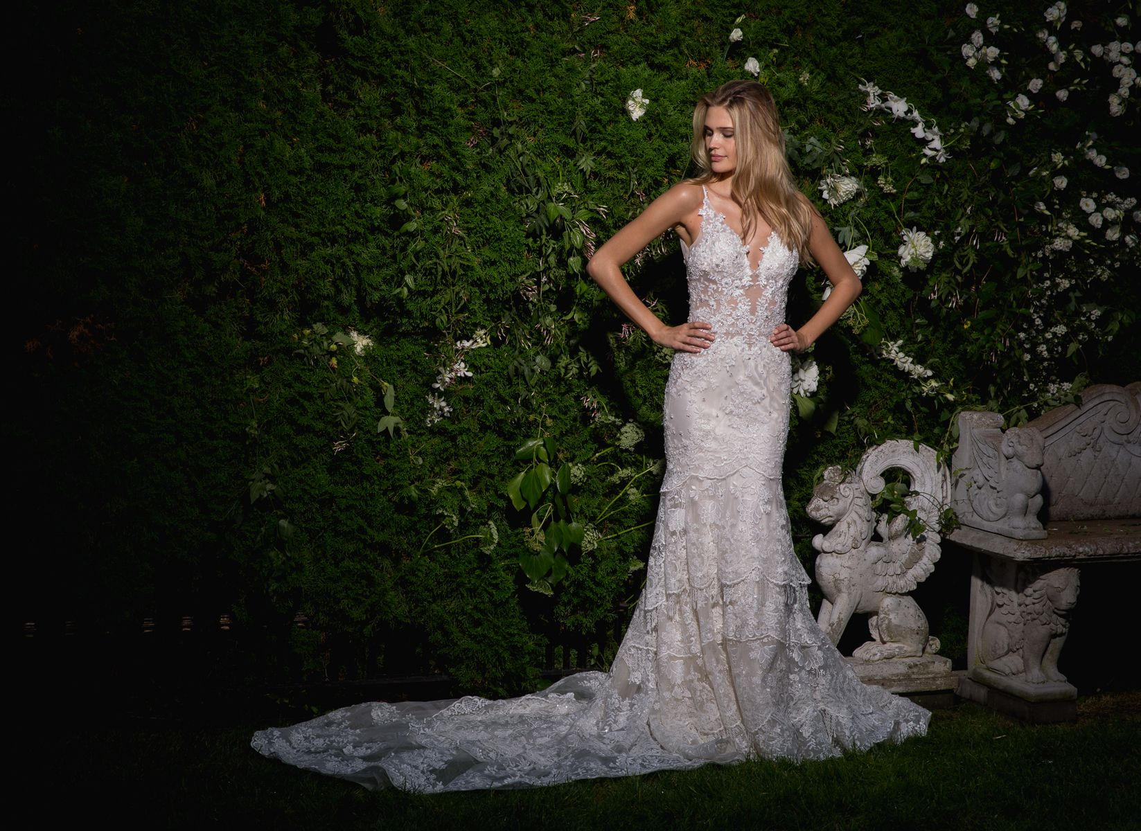 Eve of Milady Boutique Collection Style 1584 ...