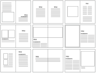DESIGN PRACTICE. : KINFOLK; GRIDS AND LAYOUT DEVELOPMENT | paper ...