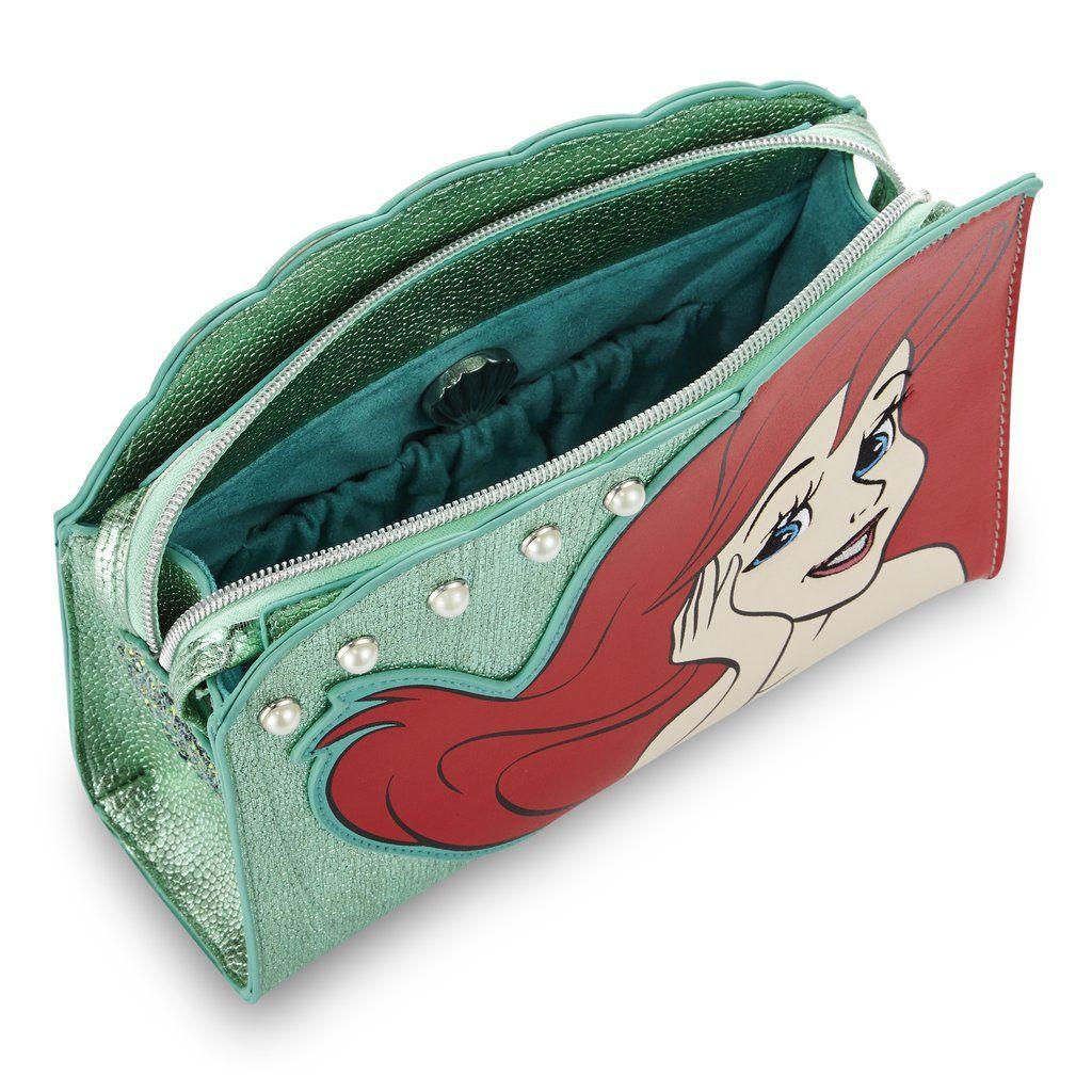 Ariel Makeup Bag Bags, Ariel makeup, Leather
