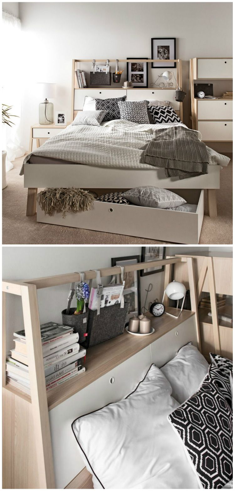 Get some extra mileage out of your sleeping space with these 12 ...