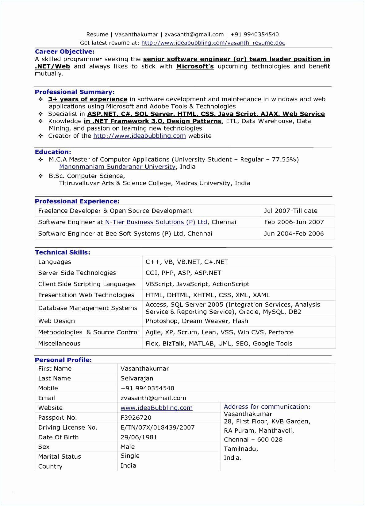 Real Cv Examples Resume Samples Visual Cv Free Samples Database Architect Resume Architect Resume Sample Professional Resume Samples