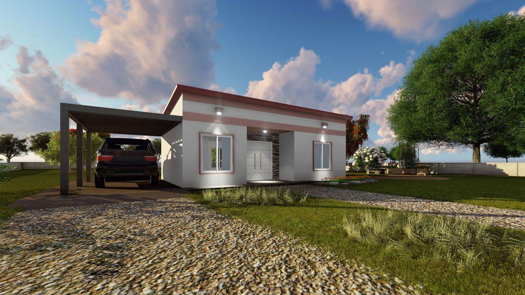 viviendas prefabricadas y casas modernas minimalistas y
