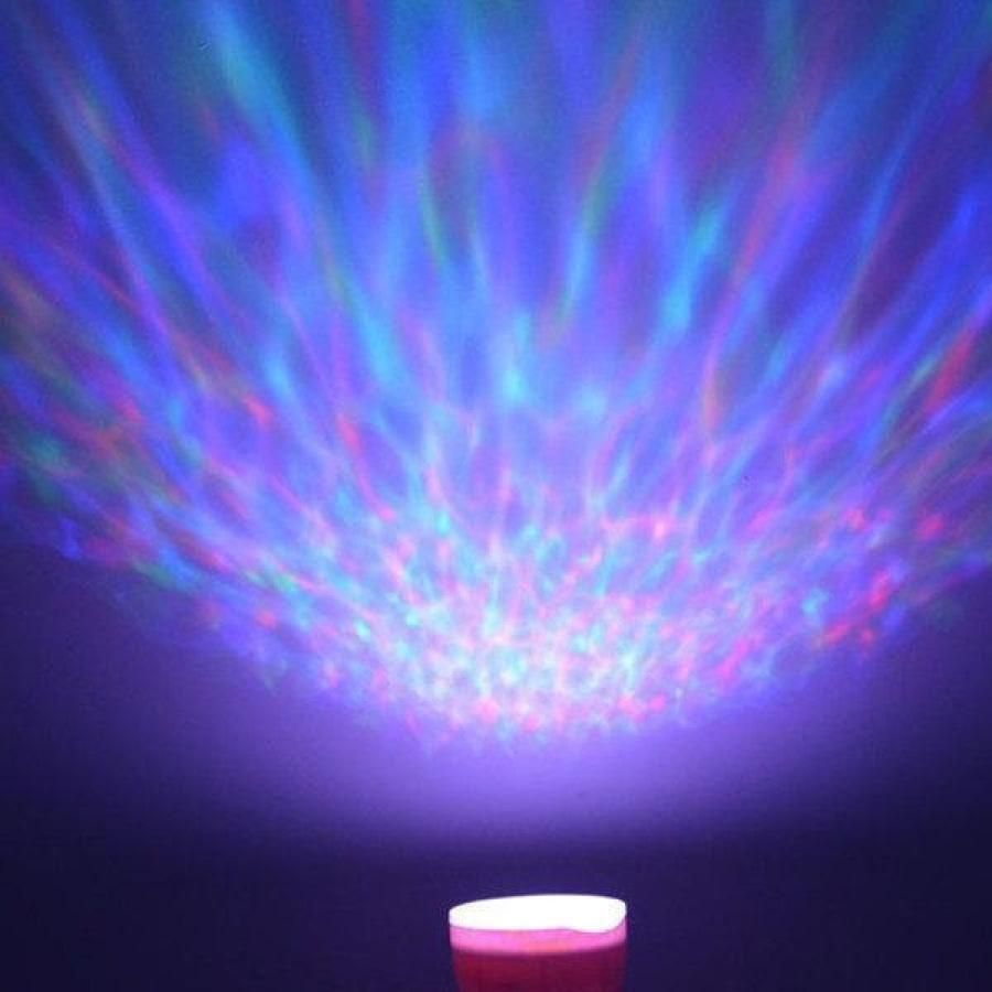 Ocean Projector Night Light with BuiltInSpeaker in 2020
