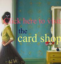 Janet Hill Studio card shop