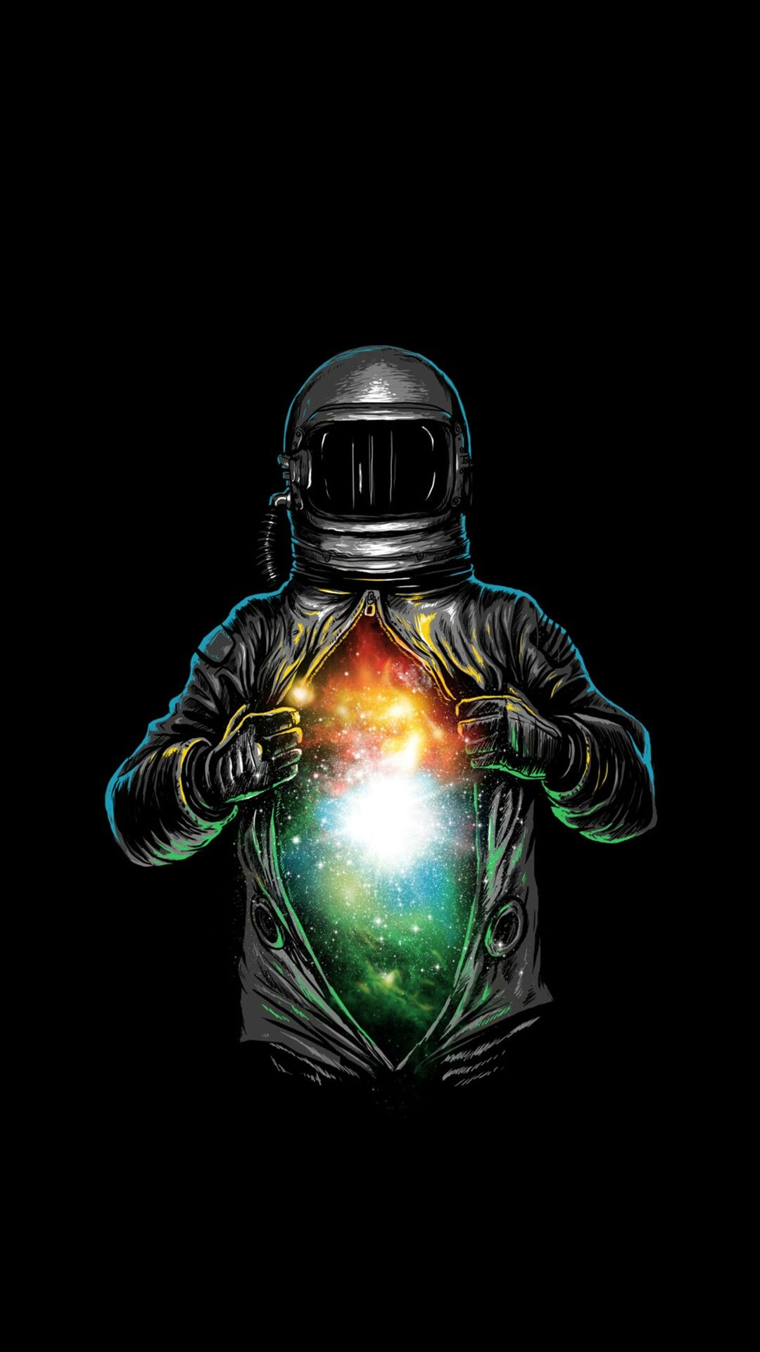 I Let You Come And Gave You My Hearth And You Made It Break Astronaut Wallpaper Astronaut Art Cool Galaxy Wallpapers