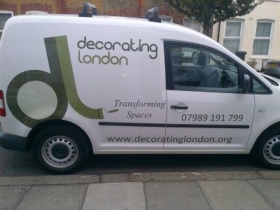 Van Signage Painting And Decorating Google Search Alan