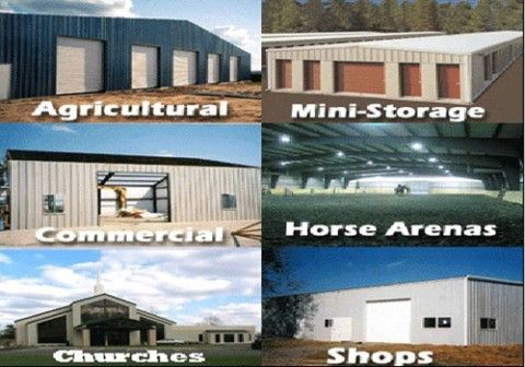 Prefabricated Steel Buildings become increasingly popular due to lower cost,fast construction,light weight,save manpower.