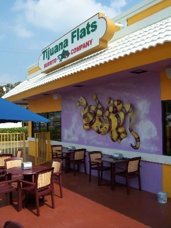 Tijuana Flats Burrito Co Places I Ve Been To Fort