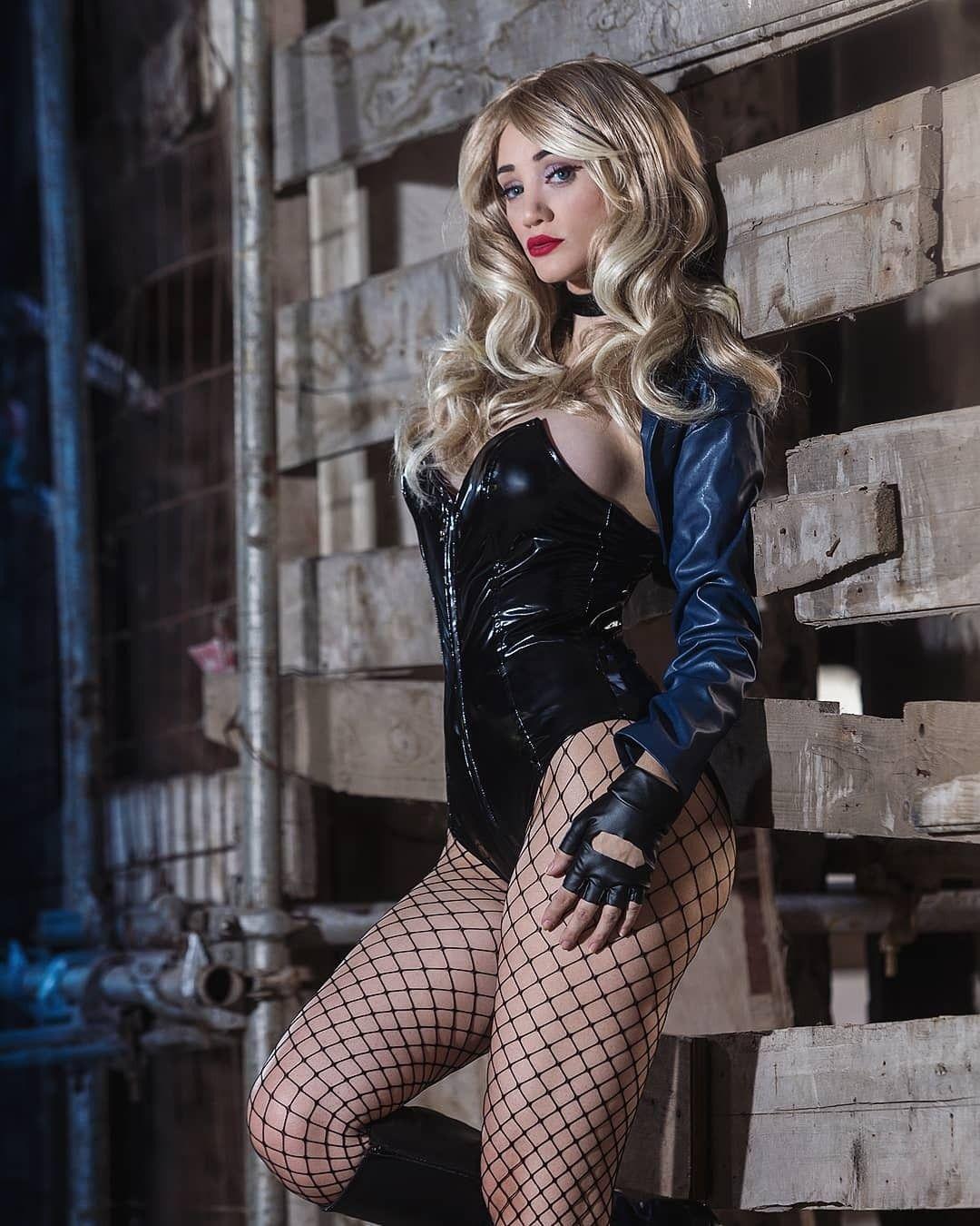 DC - Black Canary by MilliganVick.deviantart.com on