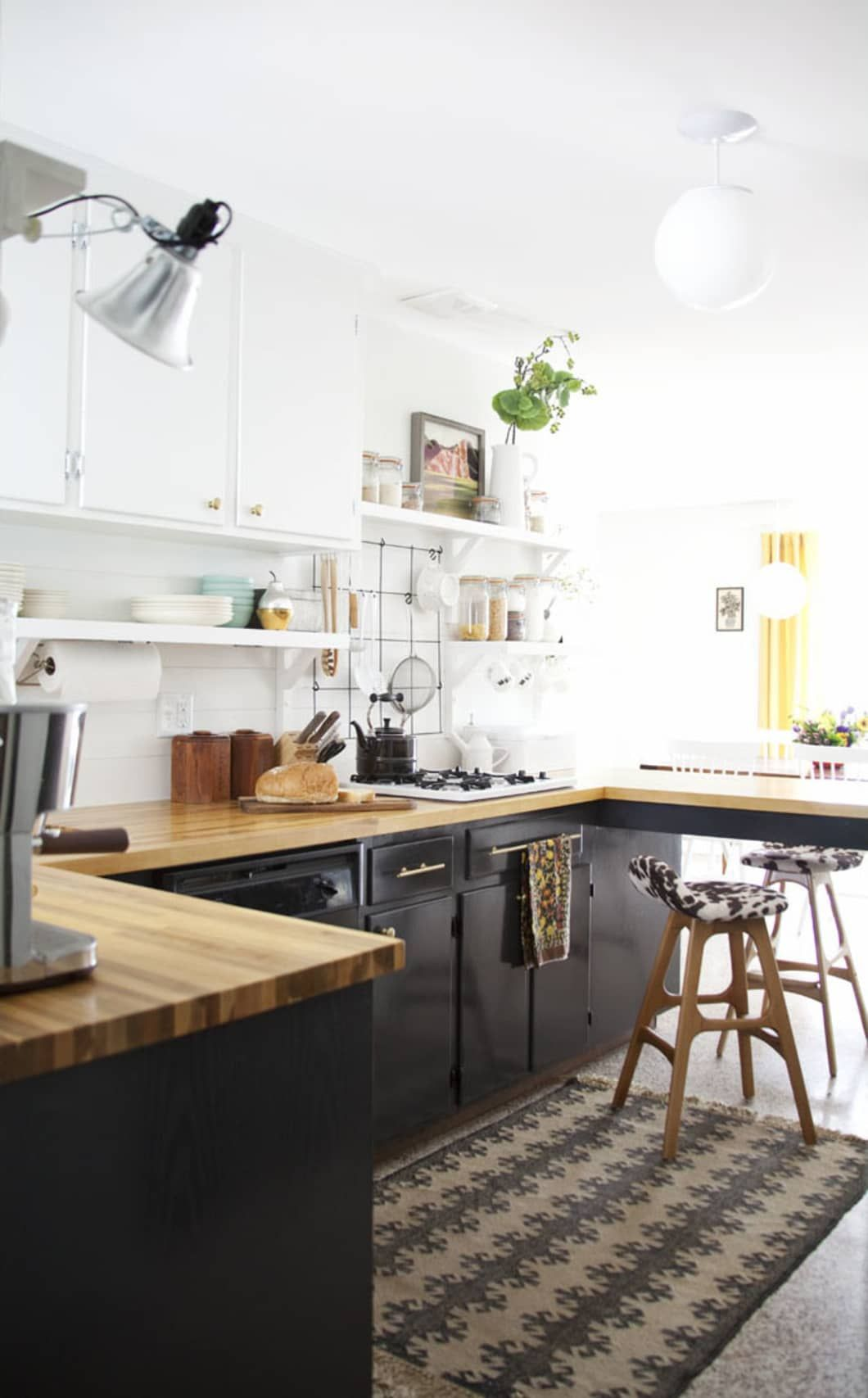 terrific kitchen transformations that cost between 2 000 and 4 000 kitchen cabinets to on kitchen cabinets to the ceiling id=24504