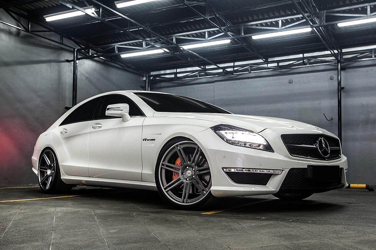 Mercedes Benz Cls63 Amg W218 Dpe Wheels Bmw Car Sports Car