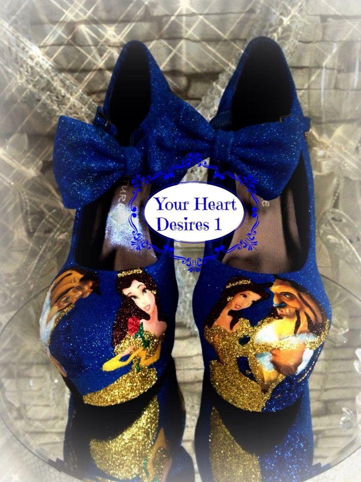 Y Beauty Beast The Disney Shoes And Wedding HeelsLa Bella Yfg7b6yv