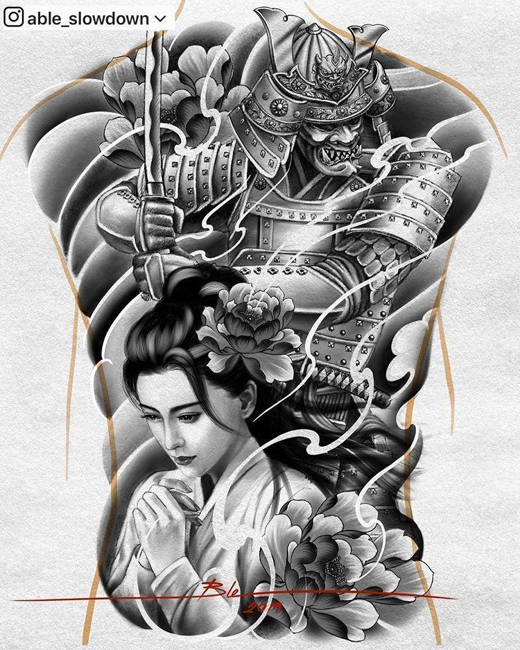 Tattoo Tattoo Em 2020 Tatuagem Japonesa Tatuagem Japonesa Nas Costas Tatuagens Gueixa