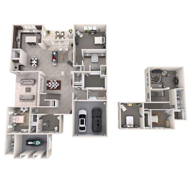 Richmond Home Building Design Sims House Design Modern House Plans