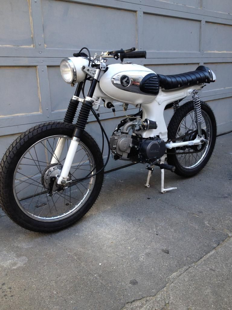 I Wish Honda S90 Street Legal And Ok On The Highway Simple 1970 Cb 90 Motorcycle