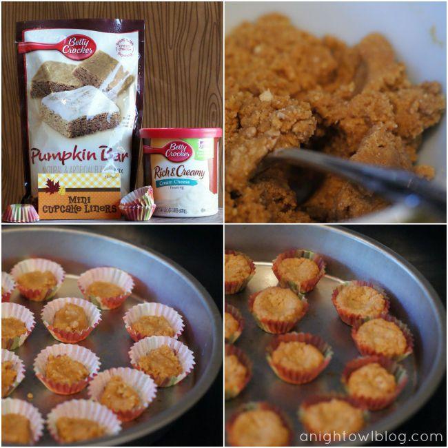 Pumpkin Bites Recipe food dessert recipe thanksgiving recipes thanksgiving recipes dessert recipes pumpkin recipes