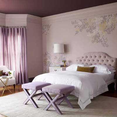 room - Bedroom Paint Colors And Moods