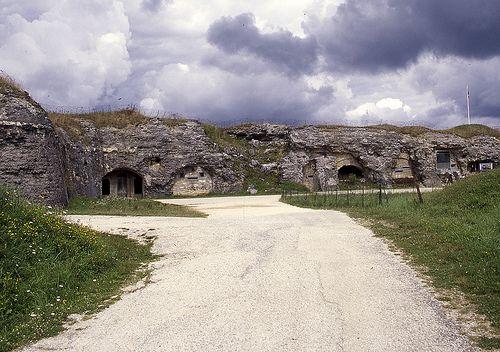Lorraine 2005 08 Autour De Verdun Fort De Douaumont Verdun History The Big Red One