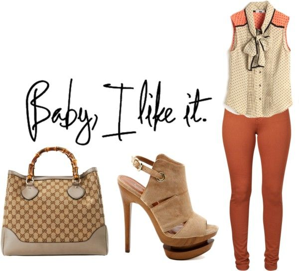 """""""Baby I like it."""" by siemprebellaquieroestar ❤ liked on Polyvore"""