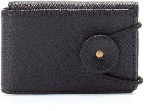 Saffiano Credit Card Case - Zara