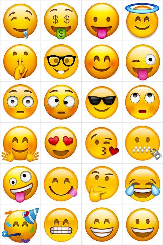 Imagens De Emojis Para Celular Em 2020 Com Imagens Desenho De