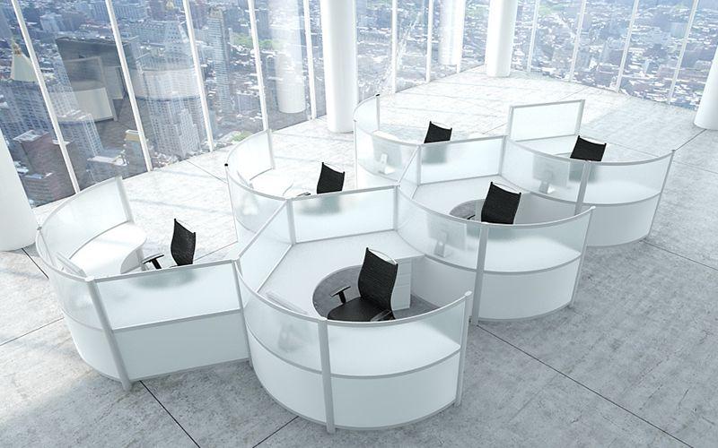 Modular Office Furniture, Modern Workstations, Cool ...