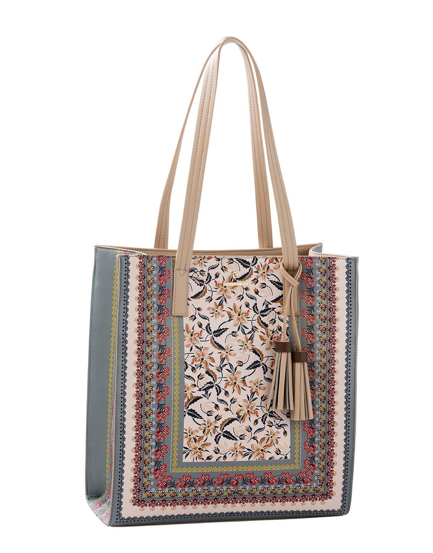 Retreat Genevieve Shopper Tote By Spartina 449 138 00 Shopper Tote Tote Handbags Tote