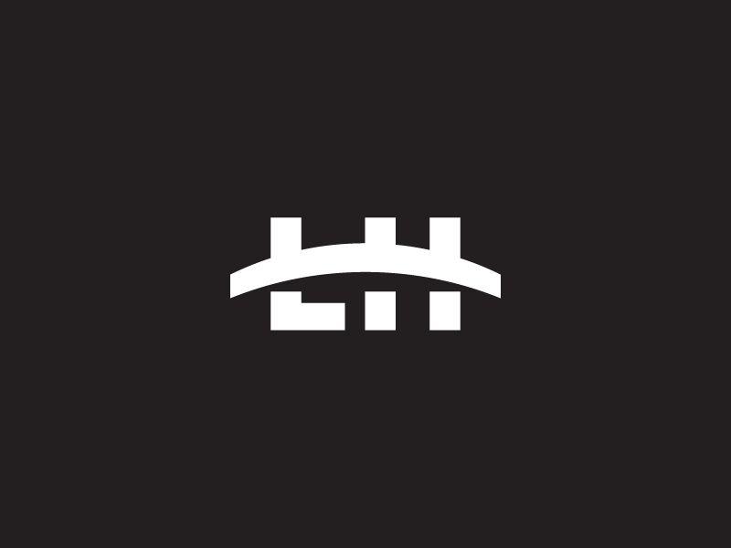 Lh Monogram Monogram Logo Monogram Logo Design Logo Design