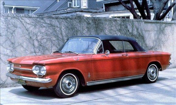 1962 Corvair Chevrolet Corvair Chevrolet Chevy Corvair