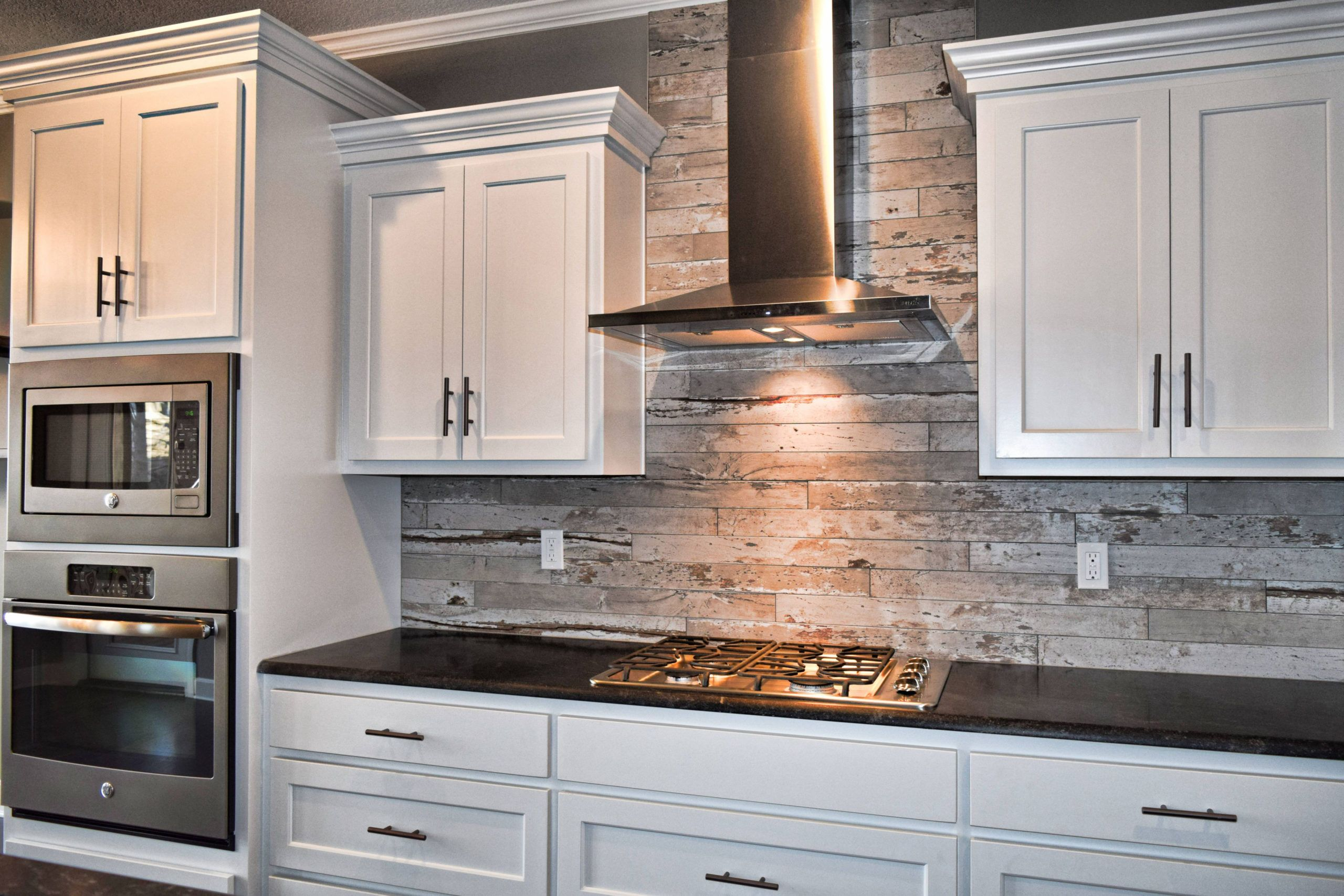 15 Amazing Wood Backsplash Ideas For Kitchen Gallery In 2020