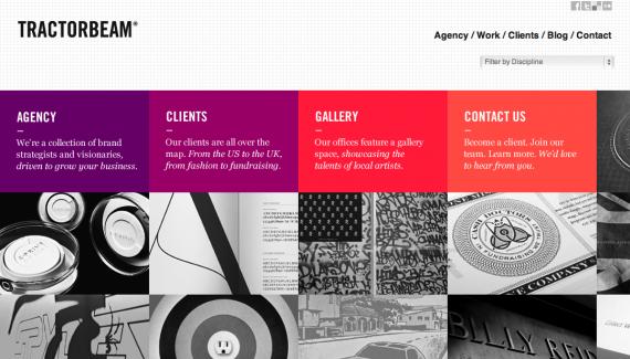 Tractorbeam - Nice use of color and images.   Wenn euer Business vergößern wollt oder gerade dabei seid eines zu starten, dann schaut euch unsere Website an kreationline.de Wenn ihr irgendwelche Fragen habt freuen wir uns über eure Nachricht!