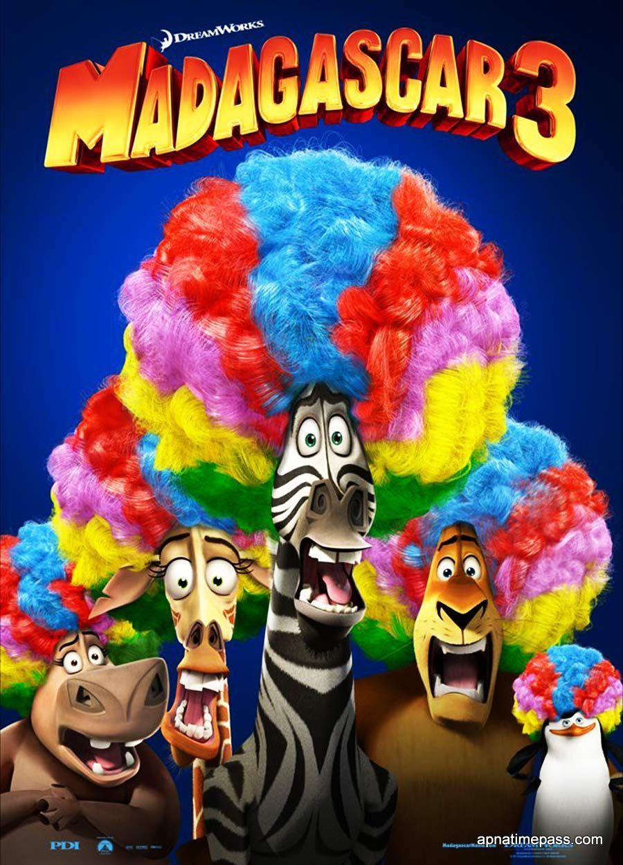 Madagaskar 1 Online-Latino