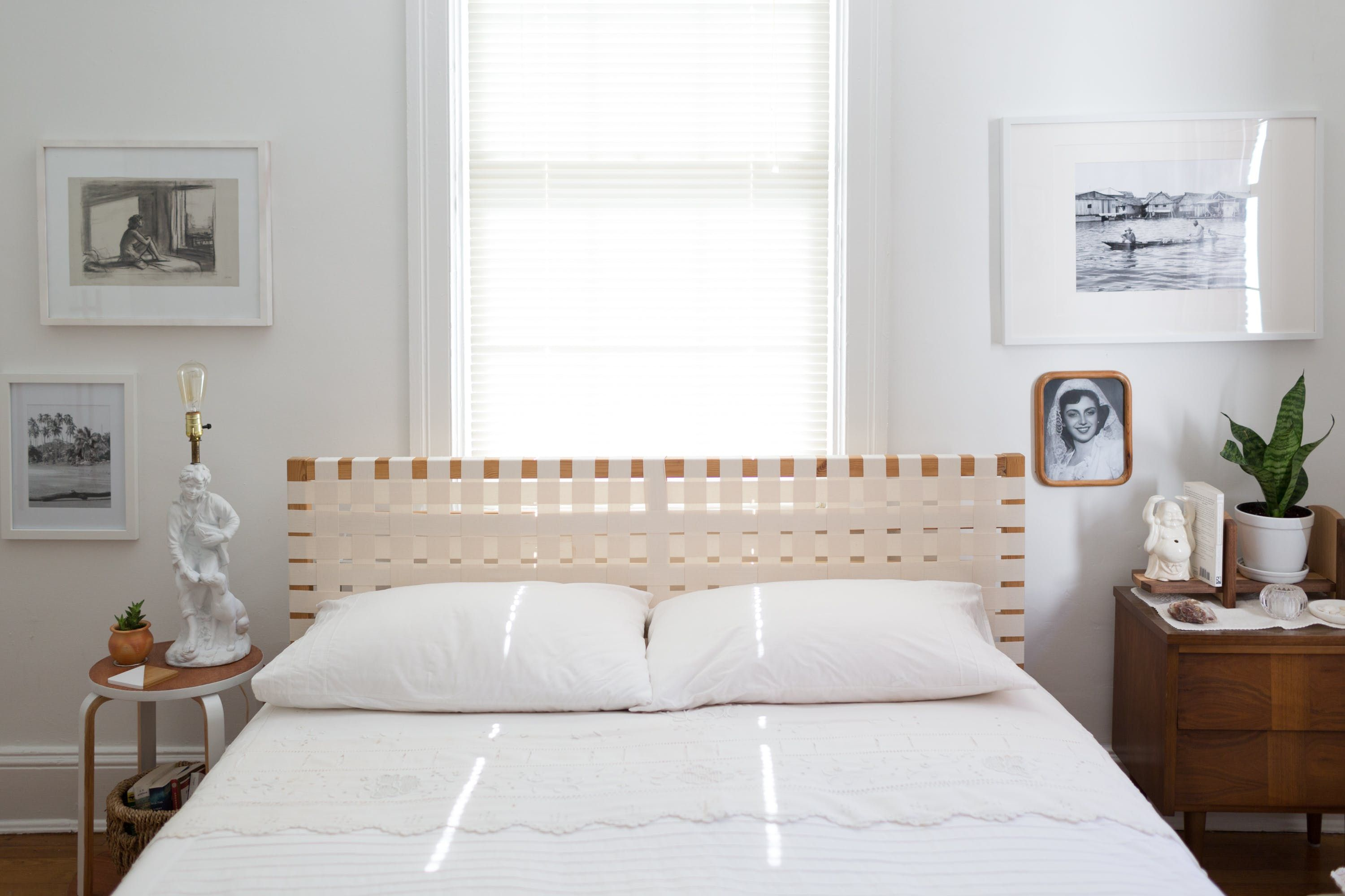 An Artist S 600 Square Foot D C Home Is Full Of Minimal Art And