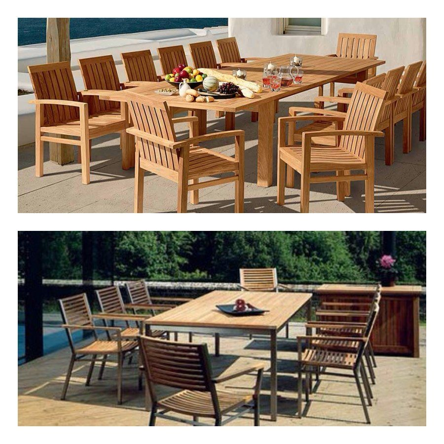 Traditional or Contemporary?Patio furniture