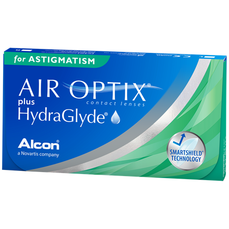 Buy Cheap AIR OPTIX plus HydraGlyde for Astigmatism