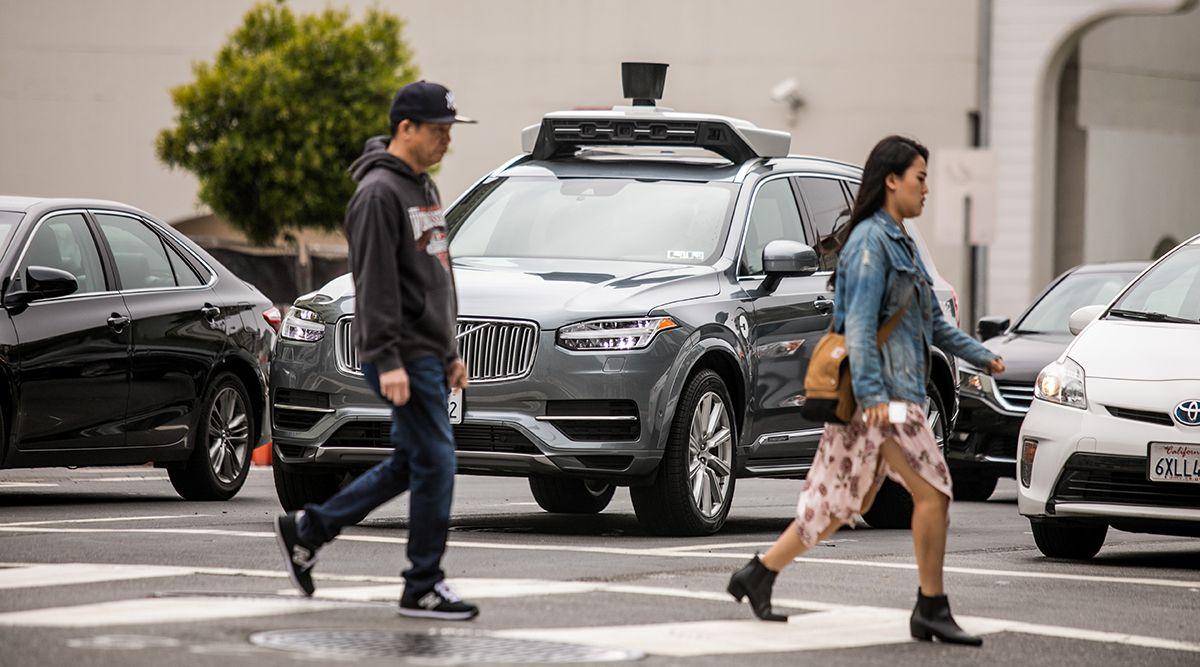 Senate Bill Could Clean Up Patchwork Autonomous Vehicle