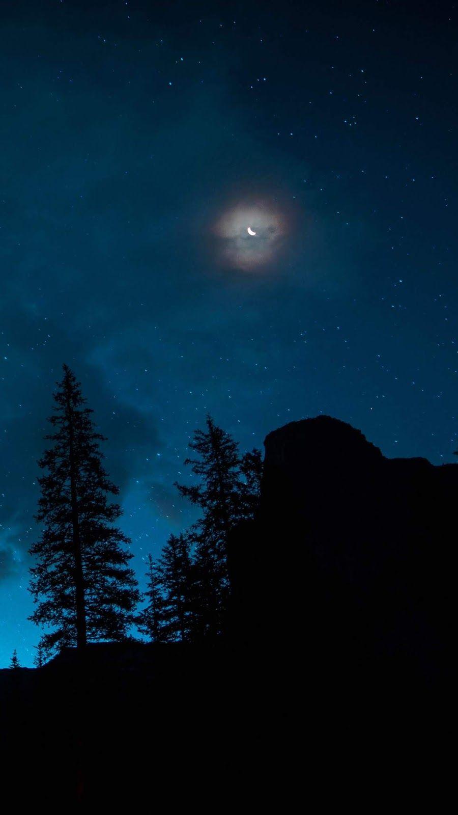 Clear Night Sky Clear Night Sky