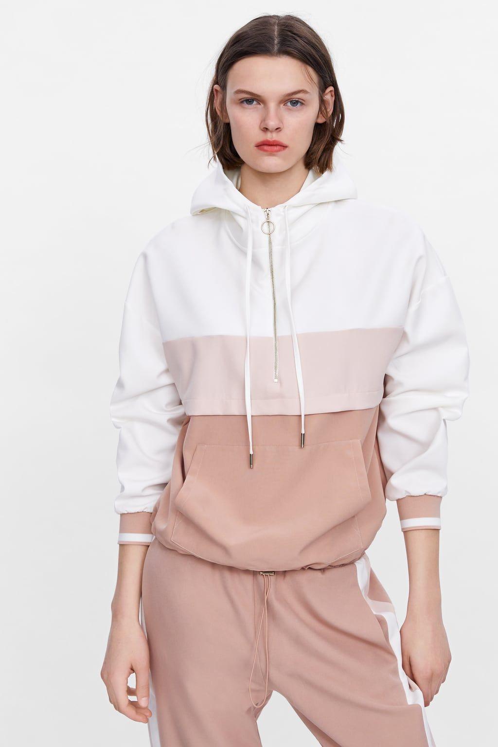 5b836359 Jogging jacket with pouch pocket in 2019   B U Y   Jackets ...