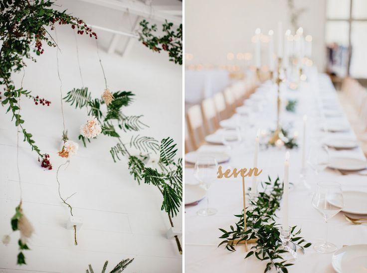 Modern and Minimalistic Wedding: Shamim + Paul | G