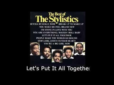 The Best Of The Stylistics  (Full Album)