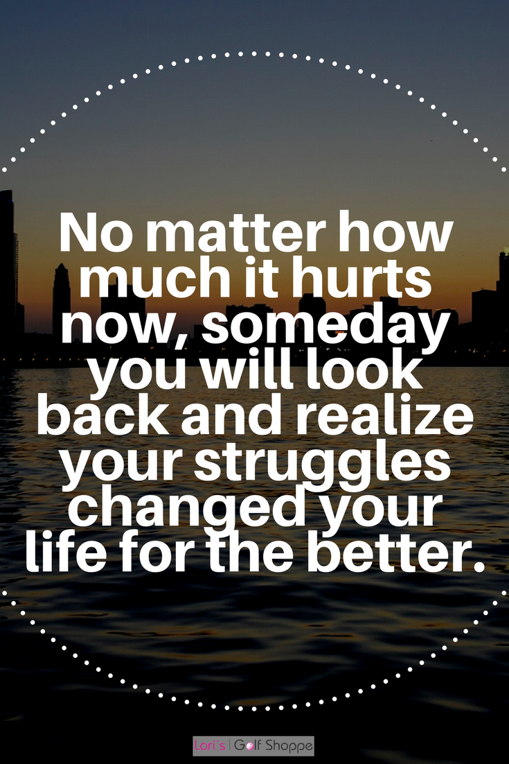 Beautiful Message About Struggles And Strength
