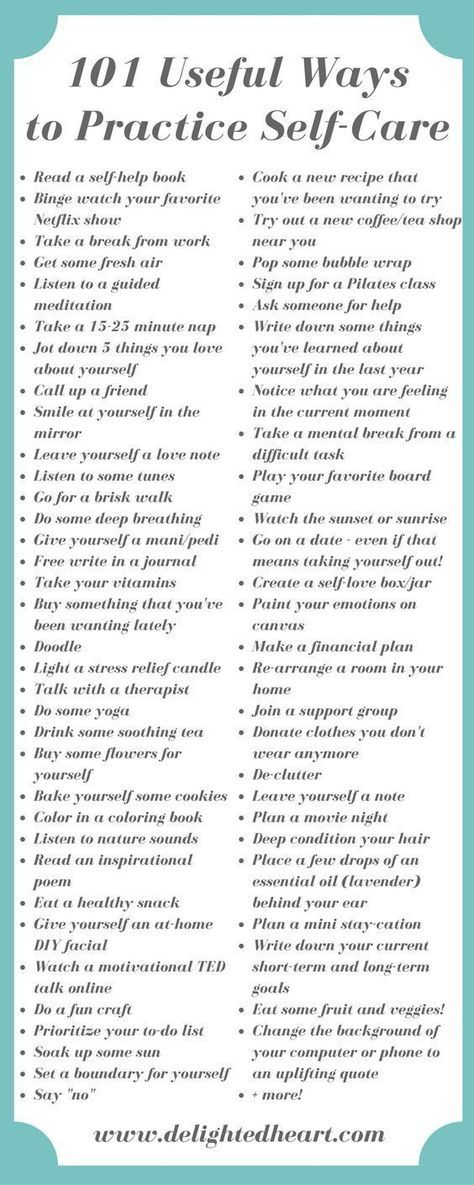 your complete go to list when you need help finding a self care  your complete go to list when you need help finding a self care practice