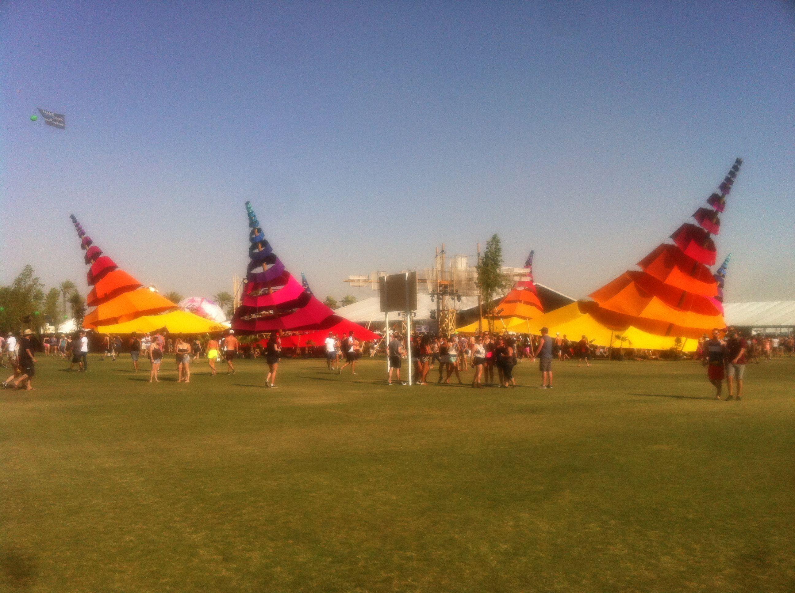 Coachella tent  Partying  Pinterest