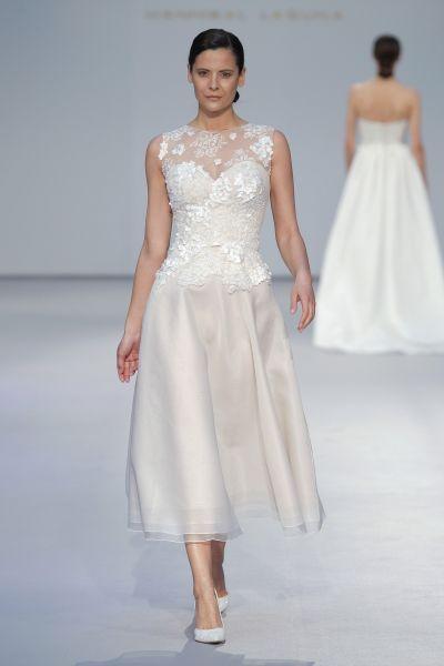 vestidos de novia cortos 2017: los diseños más top. ¡elige el tuyo