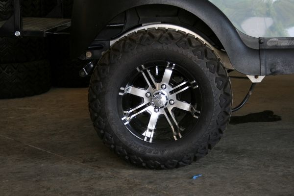 Cool Rims and Wheels you can choose from.