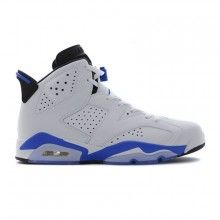 air jordan 6 azul