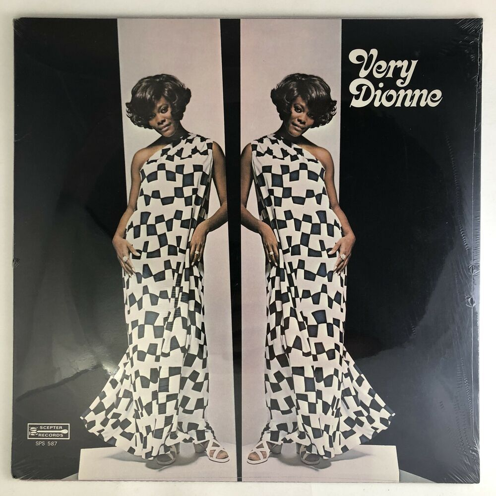 Dionne Warwick Very Dionne Lp Vinyl Sps 587 M Sealed New Lp Vinyl Vinyl Dionne Warwick